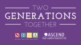 Two Generations Together logo