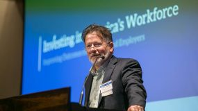 LBJ School and Federal Reserve convene workforce, economic experts at National Conference