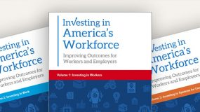 Investing in America's Workforce Book Debuts
